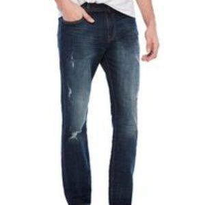 William Rast Dean Slim Leg Jeans